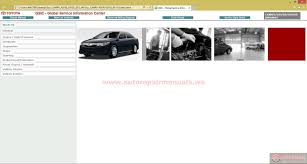 toyota camry asv50 gsv50 2013 workshop manual auto repair manual