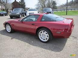 1991 corvette colors 1991 metallic chevrolet corvette zr1 79713504 photo 3
