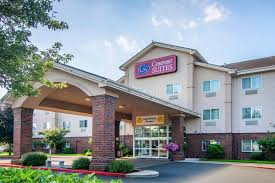 Comfort Inn Suites Airport And Expo Comfort Suites Linn County Fairground And Expo Albany Or United