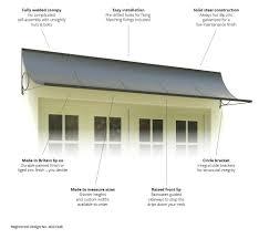 Overdoor Canopies by Door Canopy Door Canopies Over Door Canopy