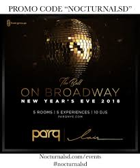 parq nye 2018 san diego tickets discount promo code
