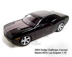 Dodge Challenger Concept - dodge challenger concept toy car die cast and wheels ncis