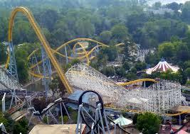 backyard theme park hersheypark skyrush