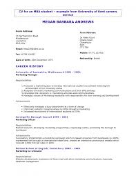 cover letter resume templates uk resume templates cover letter
