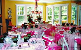 sweet 16 party decorations serendipity refined pink and white sweet 16 vintage tea