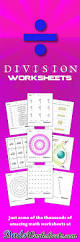 Division Worksheets Grade 4 644 Division Worksheets For You To Print Right Now