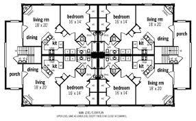 emejing multi family apartment plans ideas interior design ideas