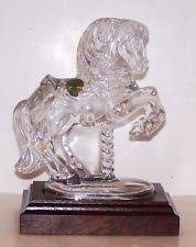 waterford crystal l base waterford crystal horse ebay