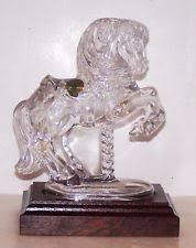 waterford crystal l base waterford crystal horse ebay