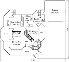 wrap around house plans with wrap around porch 57217ha architectural designs