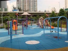 play area outdoor rubber floor mat playground rubber flooring
