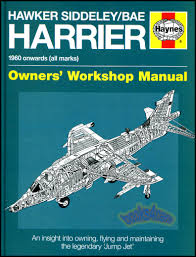 harrier haynes manual book hawker siddeley bae v stol av16 raf av8
