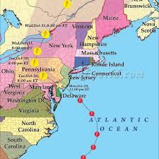map east coast canada map of east coast of us map of usa