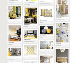 grey and yellow home decor trend watch gray and yellow scrapbook update