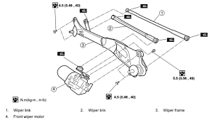 repair guides windshield wipers u0026 washers windshield wiper