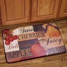 Kitchen Floor Mat Memory Foam Anti Fatigue Kitchen Floor Mat Fruit Anti Fatigue