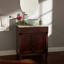 Bathroom Vessel Sink Vanity by Bathroom Amazing Bathroom Vanities With Dark Brown Wooden