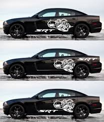dodge charger graphics aliexpress com buy car styling for 2pcs pair bee srt 4