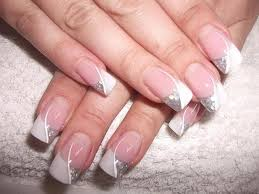hochzeits nail designs wedding nail art 2055688 weddbook