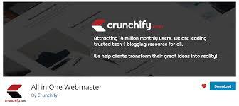 Webmaster All In One Webmaster Premium U2022 Crunchify