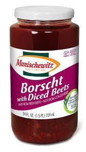 rokeach vienna gefilte fish borscht with diced beets 24 oz of 12