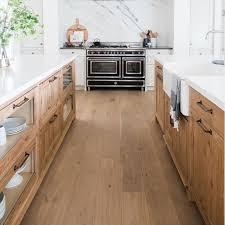 wire brushed white oak kitchen cabinets white oak pebble engineered brushed mill run 6694
