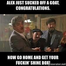 Meme Generator Goodfellas - goodfellas shine box meme generator