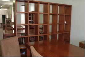 open back bookcase room divider best shower collection