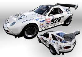 porsche poster racing poster of the porsche 928 from 928 motorsports llc