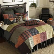 Camo Duvet Cover Rustic Cabin Quilts Donna Sharp Quilts Cabin Place