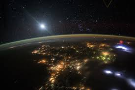 Space by Astronauts Photographed 2 Incredible Light Shows From Space