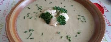 cuisiner les feuilles de chou fleur soupe aux feuilles de chou fleur les paniers de la aux fées