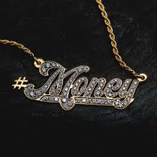 customizable necklaces custom script necklace the gld shop