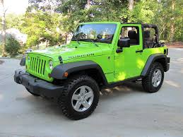 wrangler jeep green i will own this see if i don t love the shape love the color