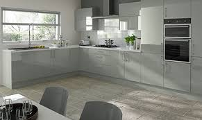 kitchen ultragloss storm grey kitchen doors gray kitchen