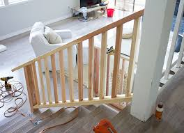 Banister Pictures We Have New Stair Railing Jenna Sue Design Blog
