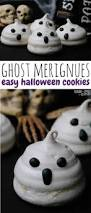 ghost meringues sugar spice and glitter