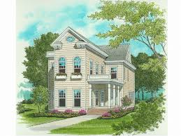 home plans narrow lot plan 029h 0079 find unique house plans home plans and floor