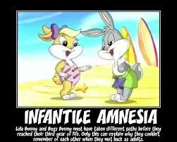 Looney Tunes Meme - infantile amnesia looney tunes know your meme