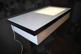 how to make a photo light box how to make a light table for drawing youtube with light box art