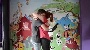 disney dreamworks wall mural timelapse youtube disney dreamworks wall mural timelapse