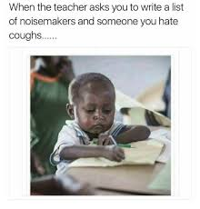 Writing Meme - adorable boy s meme is now raising thousands for his school in ghana