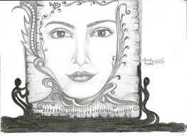 pencil sketch rainy day drawing art u0026 skethes