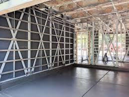 stanford professor u0027s unusual prefab home is made of steel curbed sf