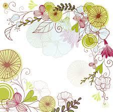 clipart floral corner border frame floral corner border frame