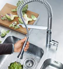 grohe k7 kitchen faucet grohe faucets with pull out spray kitchen trends designs