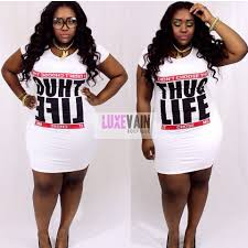 plus size club wear foxy fat and fabulous