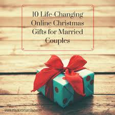 10 changing gifts for married couples