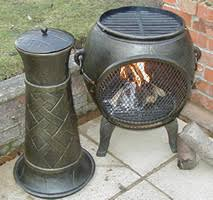 Bronze Cast Iron Chiminea Buy The 53 Inch Basketweave Cast Iron Chiminea Online From The