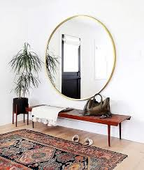 25 best round mirrors ideas on pinterest hall way small hall